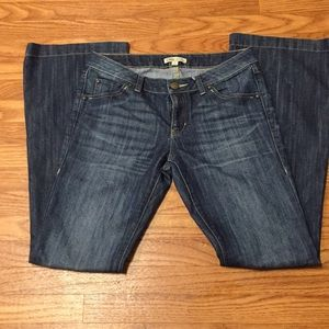 CAbi Boot Cut Jeans Like New